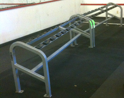 Iol Strength And Conditioning 187 Weight Room Equipment
